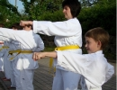 Karate Freilufttraining 09-05-2011